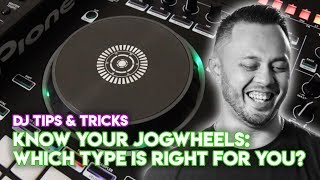Know Your Jogwheels: Which Type Is Right For You?