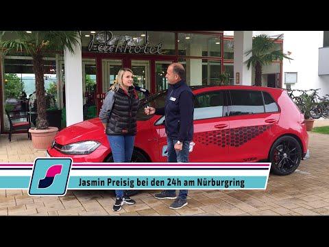 Jasmin Preisig über ihr 24 Stunden Rennen am Nürburgring 2019