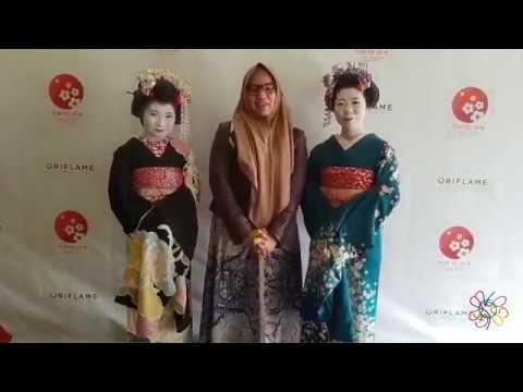 Diamond Conference Japan 2018 Imaginer with Windy Natasha Ep. 1