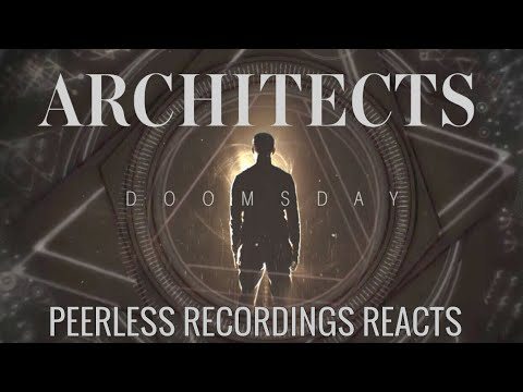 "Architects - ""Doomsday"" - YouTube - (FIRST TIME LISTENER)   ---  (REACTION) **EMOTIONAL**"