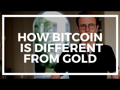 How Bitcoin is different than gold: an offshore response to