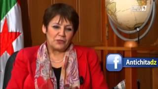 فضيحة بن غبريط رمعون ... وزيرة التربية والتعليم البكماء