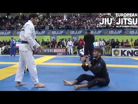 Lucas Lepri VS Alexandre Molinaro / European Championship 2019