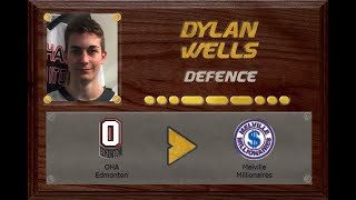 Dylan Wells - CSSHL to SJHL | Stand Out Sports Client Hall of Fame