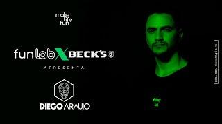 Diego Araujo @ FUN LAB x Beck's