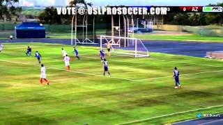 USL PRO Goals of the Month -- July 2014