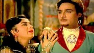 Jaane Kaisa Chhane Laga Nasha - Lata Mangeshkar, Zabak Song