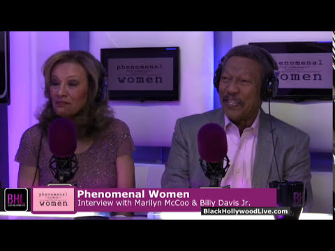 Marilyn McCoo & Billy Davis Jr. Interview: Discuss Record Industry & More | BHL's Phenomenal Women