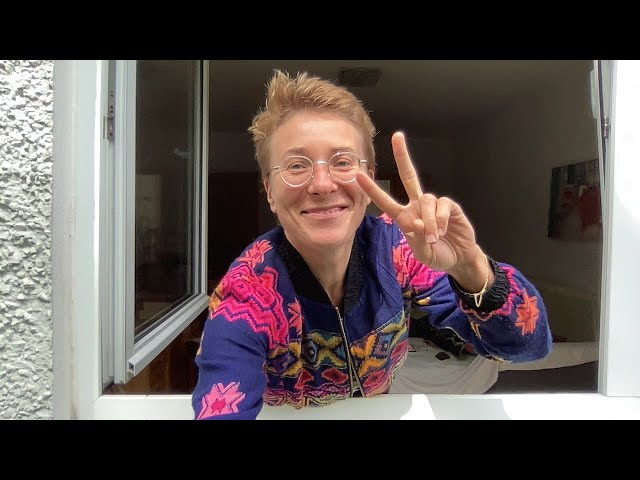 LIVE Q&A from Germany - Ask Peggy Your Question!