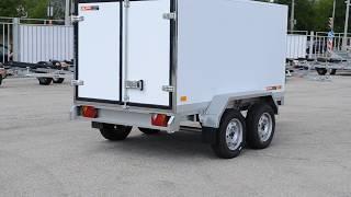 видео Использование промтоварных фургонов