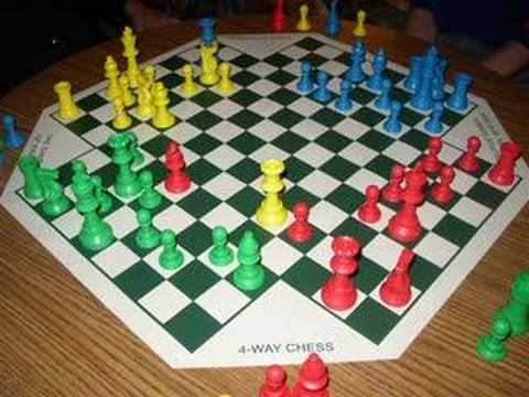 4-Way Chess Rules