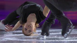 А. Мишина - А.Галлямов. Показательные выступления. Финал Гран-при по фигурному катанию