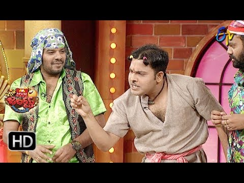 Sudigaali Sudheer Performance | Extra Jabardasth | 14th December 2018 | ETV Telugu