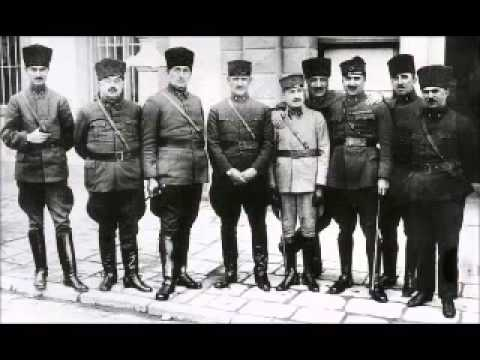 The Turkish War Of Independence - The Battle of Dumlupınar