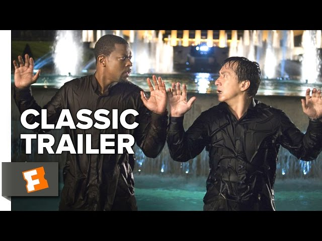 Rush Hour 3 2007 Official Trailer 1 Jackie Chan Movie Hd Youtube