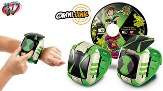 BEN 10 OMNIVERSE Omni-Link Omnitrix Watch Unboxing Video By Toy Review TV(Ben 10 Omniverse Omni-Link Omnitrix Ben Tennyson Fun Kids Toys by Toy Review TV. Look out for the Ben 10 2016 Reboot Episodes on Cartoon Network., 2013-07-21T18:12:34.000Z)