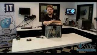 tuesday s tech tips chase demonstrates how to replace a pc case fan