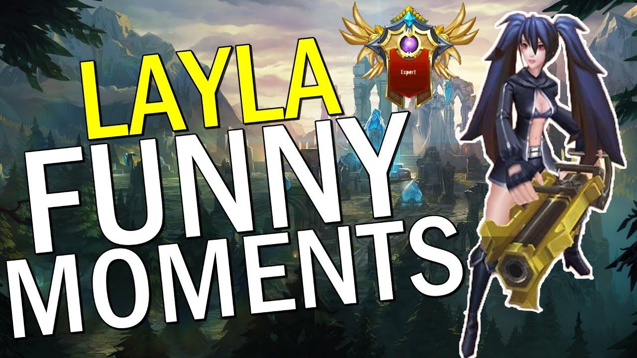 Image Result For Mobile Legends Layla