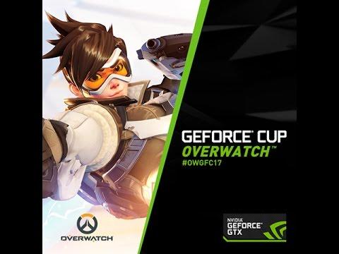 GeForce Cup Overwatch