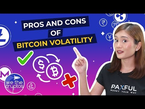 Pros And Cons Of Bitcoin Volatility