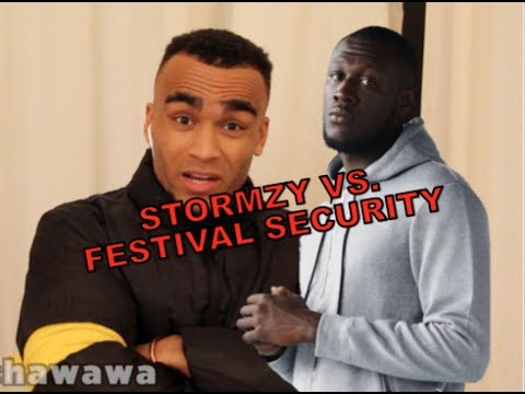 Stormzy Cancels Festival... Security Speaks Out! Mp3