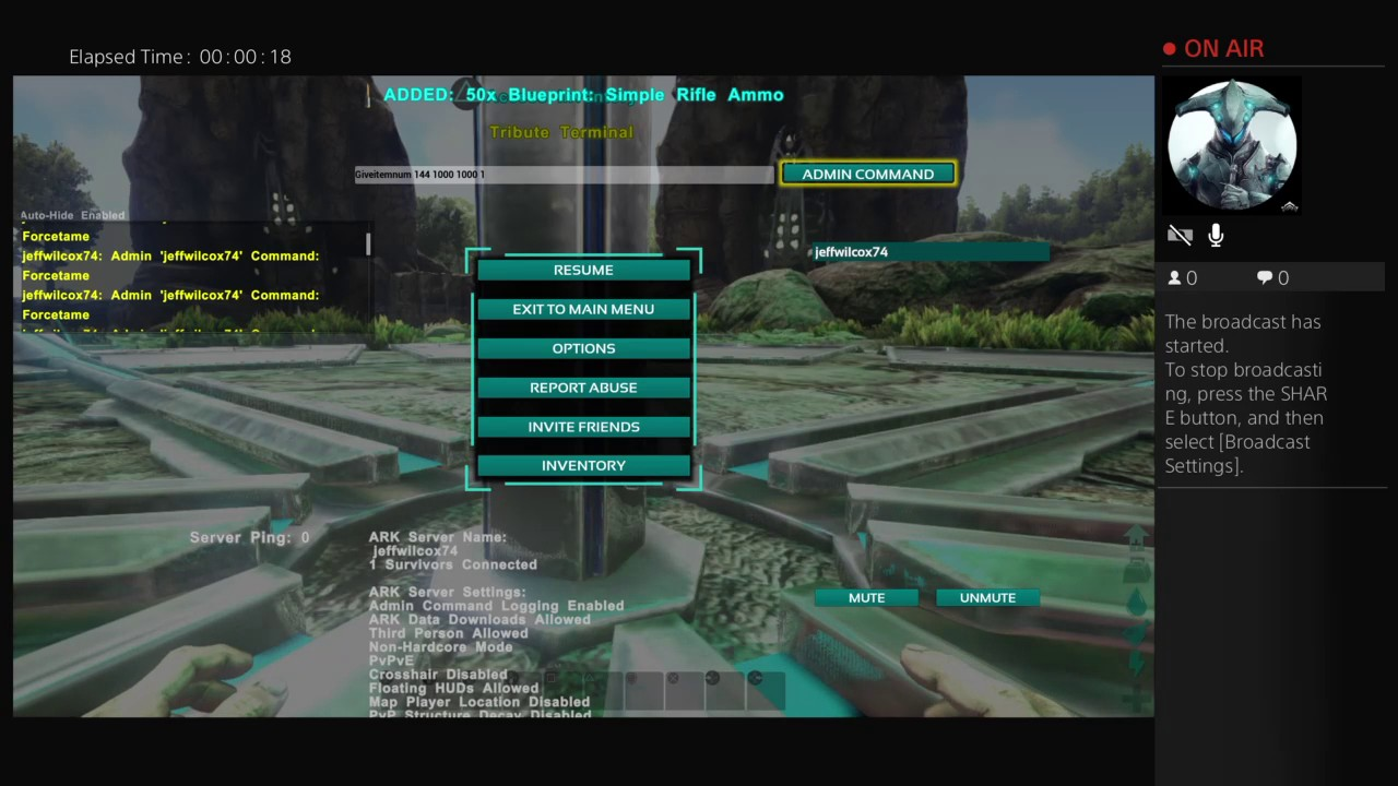 Trying to get tek gear on ark youtube trying to get tek gear on ark malvernweather Gallery