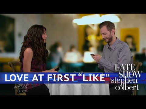 A First Date Arranged By Facebook Dating