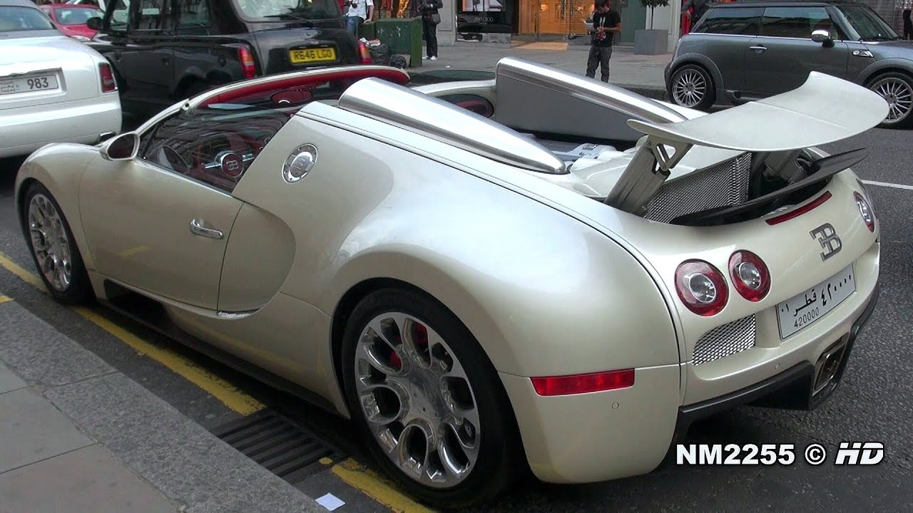 maxresdefault Fascinating Bugatti Veyron Grand Sport Vitesse Convertible Cars Trend
