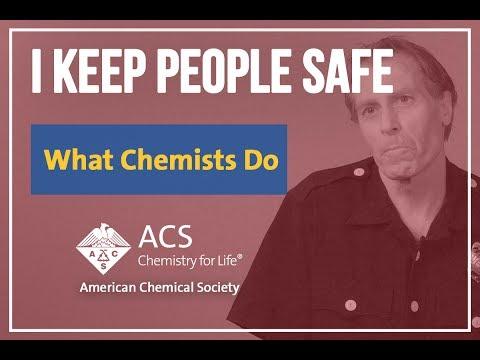 What Chemists Do: Dan Keenan, Hazardous Material Specialist- Oakland FD, Haztech Systems, Inc