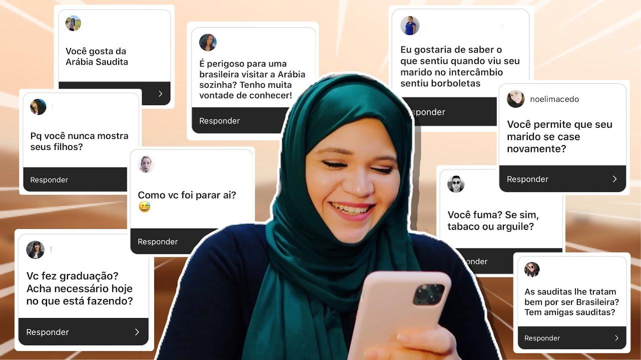 Download Respondendo Perguntas - Parte 1 | Vida nas Arábias