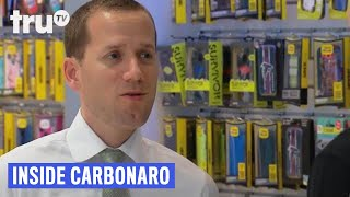 The Carbonaro Effect - How to Get the Bug Out of Your Phone | truTV