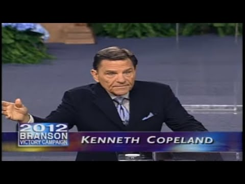 "Kenneth Copeland Ministries - 2012 BVC - ""The Power and Authority of the Tongue"""