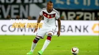 Jerome Boateng Play Of The Game Germany Ukraine 2016 Save