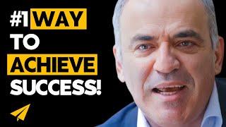 Garry Kasparov's Top 10 Rules For Success (@Kasparov63)