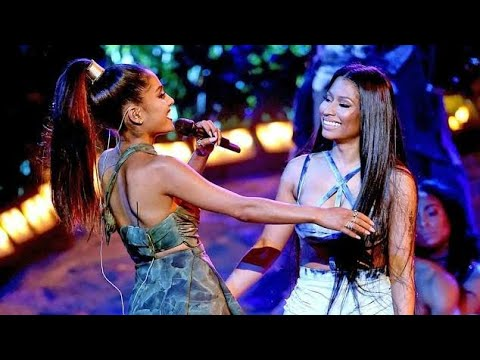 Ariana Grande ft Nicki Minaj  Performance Side To...