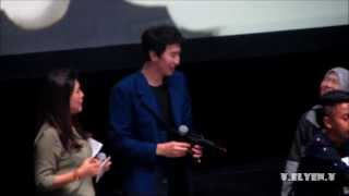 [HD Fancam]140104 Lee Kwang Soo Fanmeet in Malaysia - Game Session with fans
