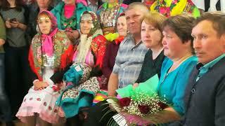 Свадьба в Мишкинском районе.
