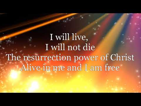 In Jesus Name (LYRICS) - by Darlene Zschech