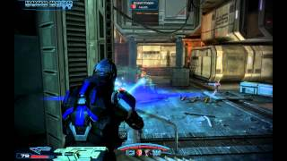 Mass Effect 3 Ep 28: Benning Insanity Engineer Playthrough w/ Commentary