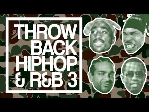 90s 2000s Hip Hop Rap Club Mix  Throwback Hip Hop & R&B Songs  Old School Party Classics Mixtape