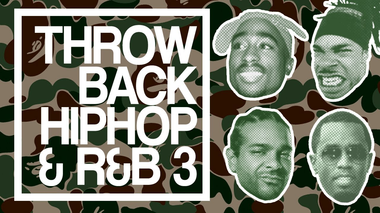 90's 2000's Hip Hop Rap Club Mix | Throwback Hip Hop & R&B Songs | Old  School Party Classics Mixtape