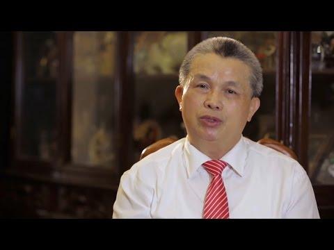 """Tiến sĩ Trần Đáng chia sẻ về """"Thực phẩm chức năng"""" Vision"""