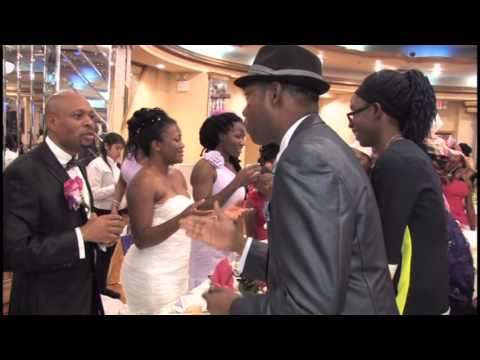 Nigeria Successful Wedding in America Vol. 2 (Reception)