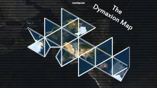 Interactive Dymaxion Mapping in WorldViewer
