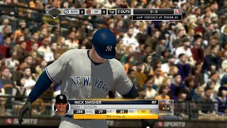 Major League Baseball 2K11 PC Gameplay