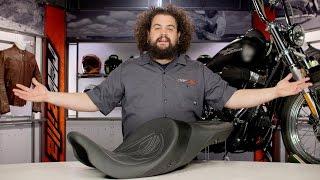 Danny Gray Long Haul 2-Up XL Seat Review at RevZilla.com