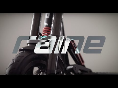 The Raine One Electric Scooter