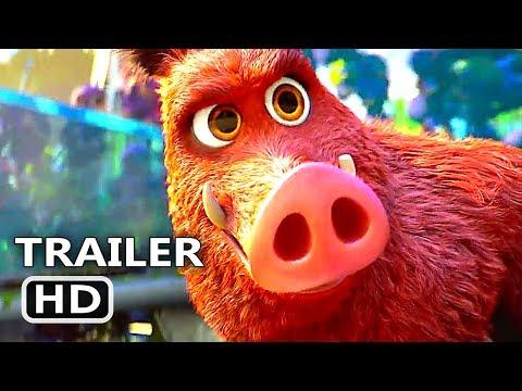 WONDER PARK Trailer # 2 (NEW, 2019) Mila Kunis, Jennifer Garner Animation Movie HD