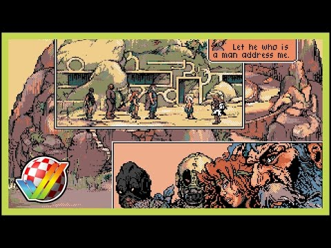 Amiga Longplay [107] The Quest for the Time Bird