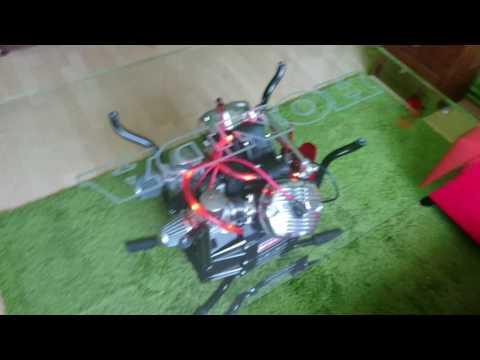Honda CX500 Engine Coffe table